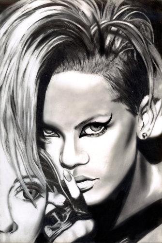 Rihanna por ChadK
